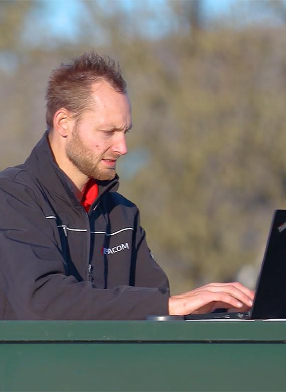 Tim Brinkhof - Ombouwmonteur